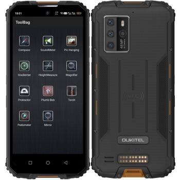 Mobilní telefon Oukitel WP10 černý