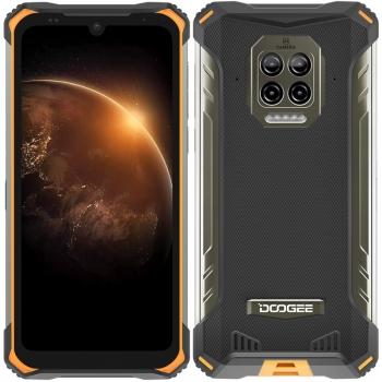 Mobilní telefon Doogee S86 DualSim oranžový