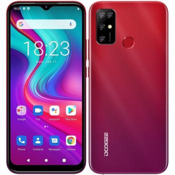 Mobilní telefon Doogee X96 PRO DS DualSim červený