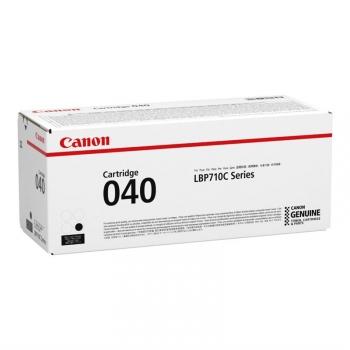 Toner Canon CRG 040 BK, 5400 stran černý