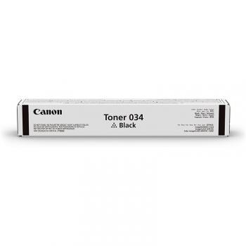 Toner Canon 034, 12000 stran černý