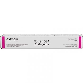 Toner Canon 034, 7300 stran červený