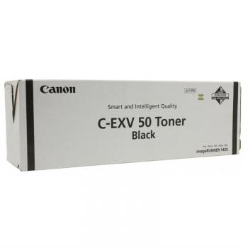 Toner Canon C-EXV 50, 17600 stran černý