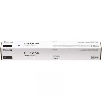 Toner Canon C-EXV 54, 15500 stran černý