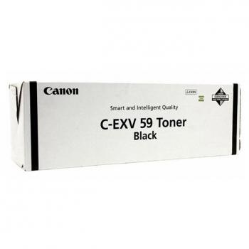 Toner Canon C-EXV 59, 30000 stran černý