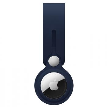 Apple AirTag poutko - námořnicky tmavomodré