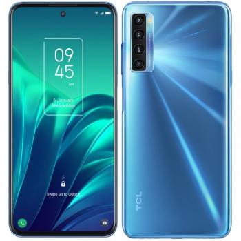 Mobilní telefon TCL 20L modrý