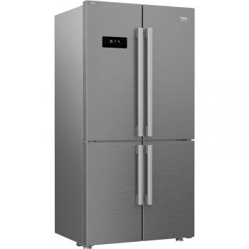 Americká lednice Beko GN1416231JXN nerez