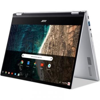Notebook Acer Chromebook Spin 514 (CP514-1H) stříbrný