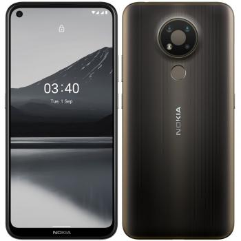 Mobilní telefon Nokia 3.4 černý