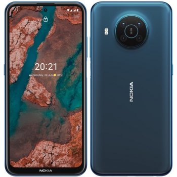 Mobilní telefon Nokia X20 5G modrý