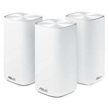 Router Asus ZenWiFi CD6 AC1500 - 3-pack bílý