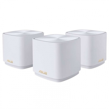 Router Asus ZenWiFi XD4 AX1800 - 3pack bílý