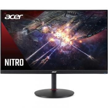 "Monitor Acer Nitro XV252QZbmiiprx černý (24.5"",LED, IPS, 1ms, 1000:1, 400cd/m2, 1920 x 1080,)"