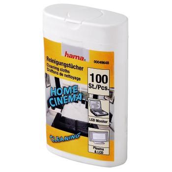Příslušenství k TV Hama 49648 LCD/PLASMA BOX 100ks