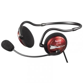 Headset Hama HS-55 černý