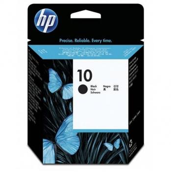 Inkoustová náplň HP No. 10, 69ml, 1400 stran - originální černá