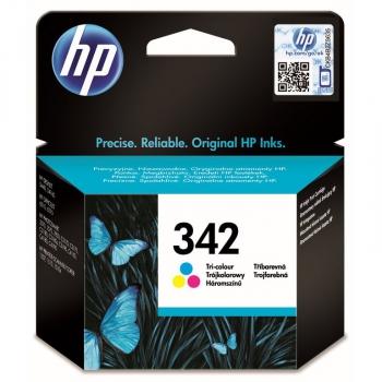 Inkoustová náplň HP Photosmart No. 342, 5ml, 175 stran - originální CMY