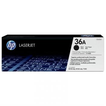 Toner HP CB436A, 2000 stran, černý