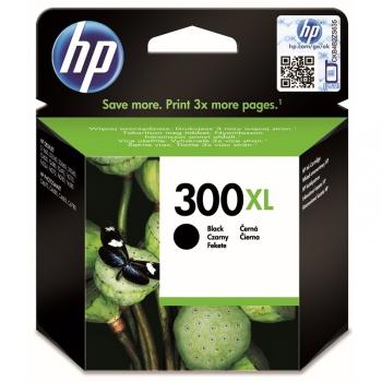 Inkoustová náplň HP Deskjet No. 300XL, 12 ml, 600 stran - originální černá