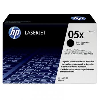 Toner HP 05X, 6500 stran černý