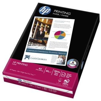 Papíry do tiskárny HP Printing, A4, 500 listů, 80 g/m2 bílý