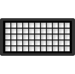 HEPA filtr pro vysavače Jolly HF 1