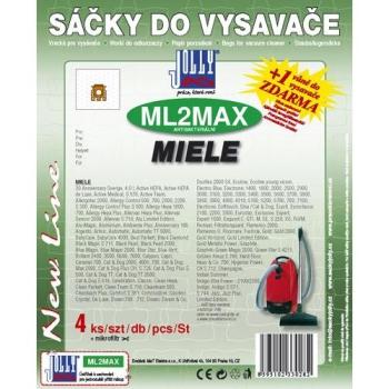 Sáčky do vysavače Jolly MAX ML 2