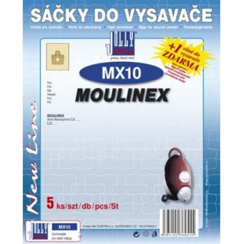 Sáčky do vysavače Jolly MX 10