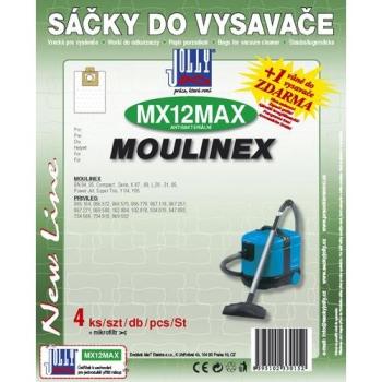 Sáčky do vysavače Jolly MAX MX 12