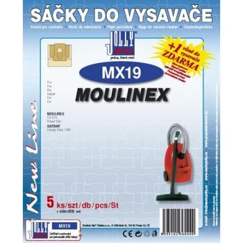 Sáčky do vysavače Jolly MX 19