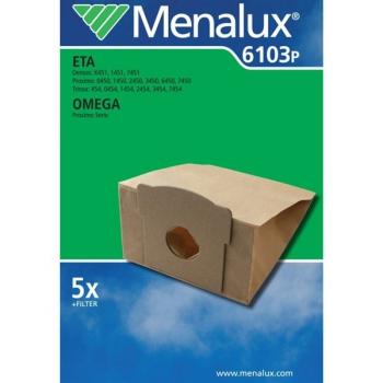Sáčky do vysavače Menalux CT252