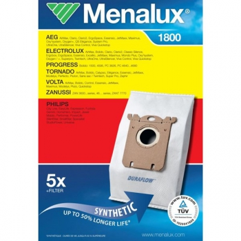 Sáčky do vysavače Menalux 1800 (DCT197)