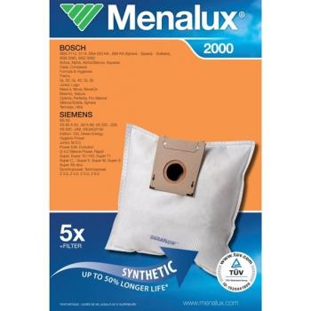 Sáčky do vysavače Menalux DCT39