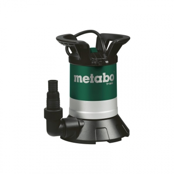 Čerpadlo ponorné Metabo TP 6600 černé/modré