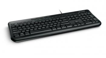 Klávesnice Microsoft Wired Keyboard 600 černá