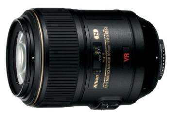 Objektiv Nikon NIKKOR 105MM F2.8 MICRO A černý