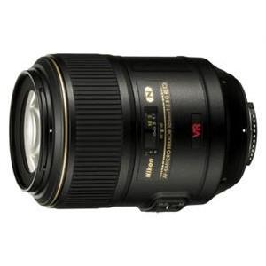 Objektiv Nikon NIKKOR 105 mm f/2.8G IF-ED AF-S VR MICRO černý