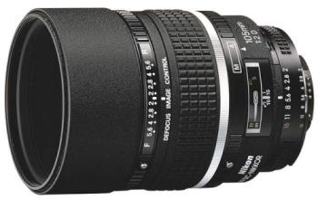 Objektiv Nikon NIKKOR 105MM F2 AF DC-NIKKOR D A černý