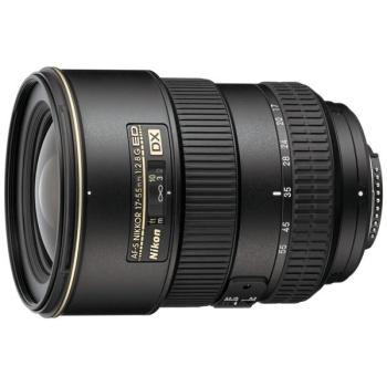 Objektiv Nikon NIKKOR 17-55MM F2.8 AF-S DX IF-ED  černý