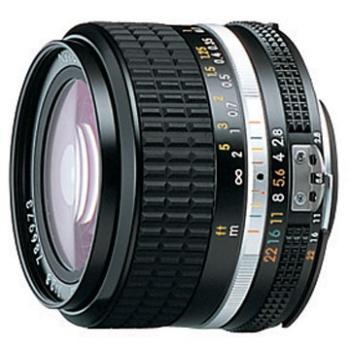 Objektiv Nikon NIKKOR 24MM F2.8 NIKKOR A černý