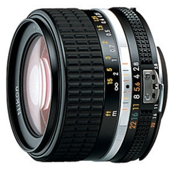 Objektiv Nikon NIKKOR 28MM F2.8 NIKKOR A černý