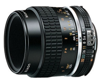 Objektiv Nikon NIKKOR 55MM F2.8 MICRO-NIKKOR A černý