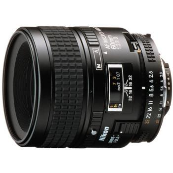 Objektiv Nikon NIKKOR 60MM F2.8 AF MICRO D A černý