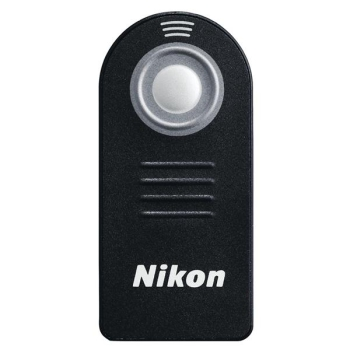 Dálkový ovladač spouště Nikon ML-L3 IR černé