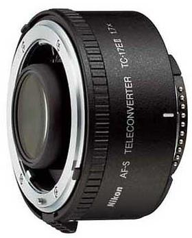 Předsádka/filtr Nikon TC-17E II AF-S 1.7x Telekonvertor černý