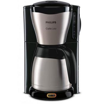 Kávovar Philips Metal Therm HD7546/20 černý/nerez