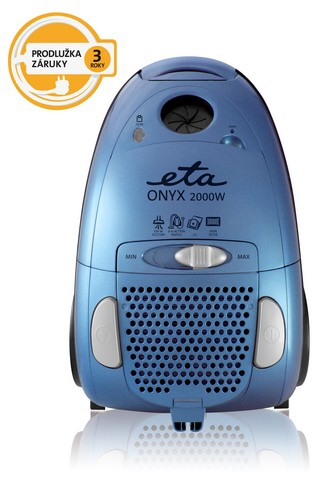 Vysavač podlahový ETA Onyx 1466 90020 modrý  490466ce382