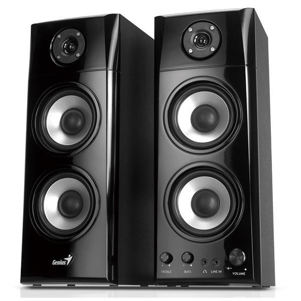 Reproduktory Genius SP-HF1800A 2.0 černá  c1cf8f7605