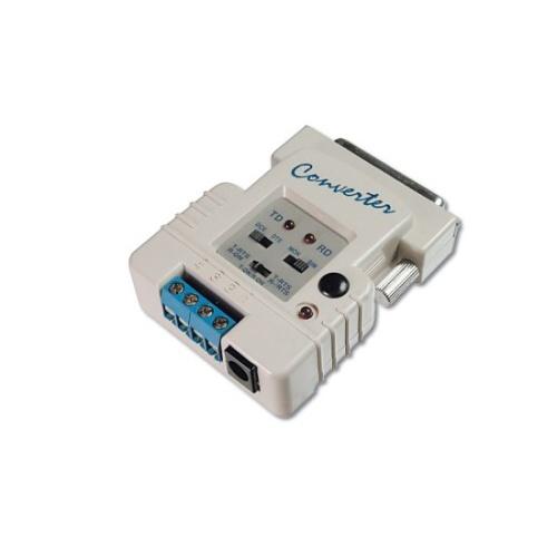 Rs422 připojení